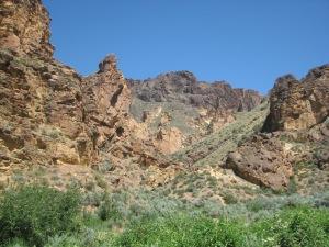 5 Rocky Hills