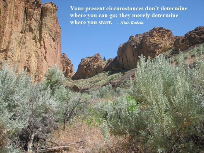 12 Present Circumstances