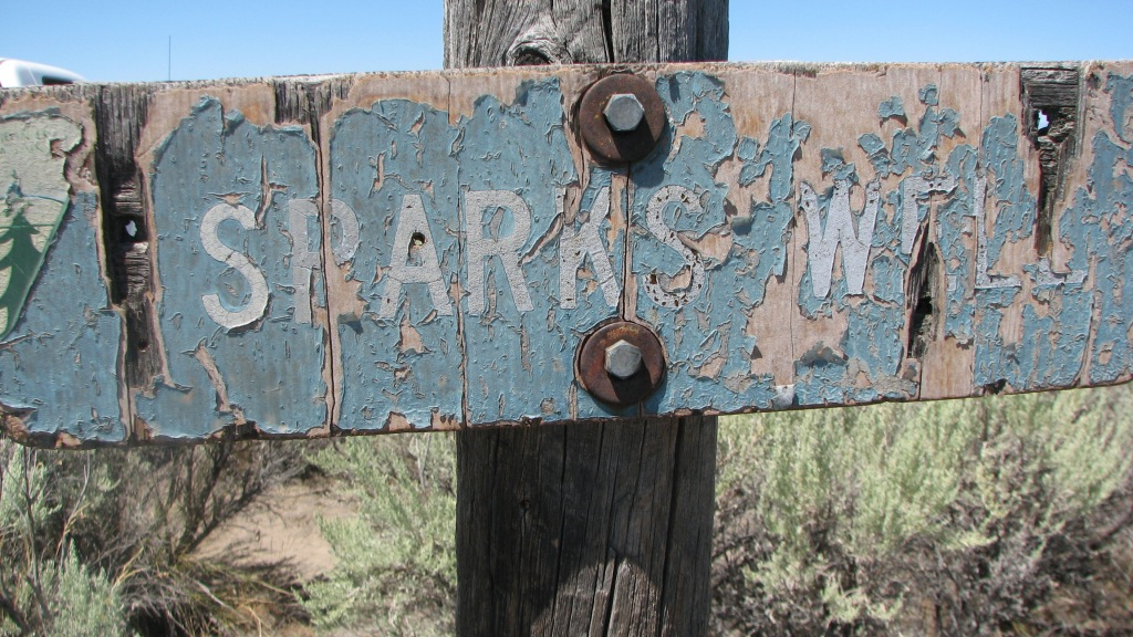 SparksWell Sign