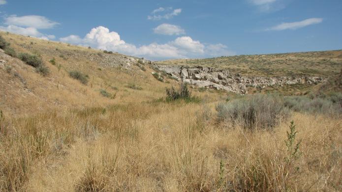SIS 6_Wall Amid Terrain